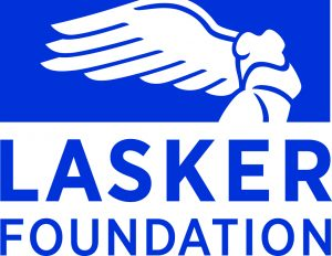Lasker Foundation logo