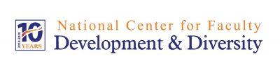 National Center for Faculty Logo